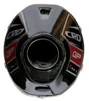 Nouveauté: ligne d'échappement CRD X-Race pour Kawasaki KXF 250 (2012)