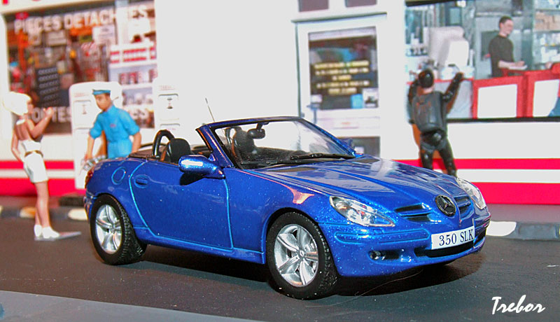 miniature 1 43 me mercedes slk350 roadster. Black Bedroom Furniture Sets. Home Design Ideas