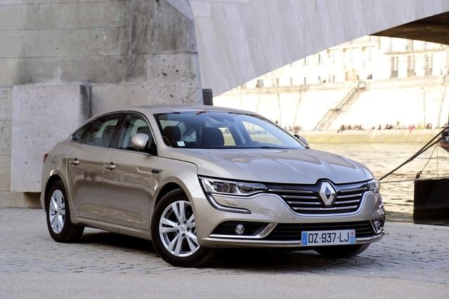 Essai - Renault Talisman : sans les quatre roues directrices, point de salut ?