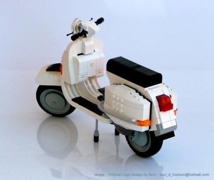 Photo du jour : I love Lego