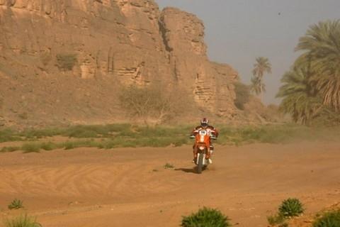 Africa Eco Race étape 3: La Momie/ Mrhimina.