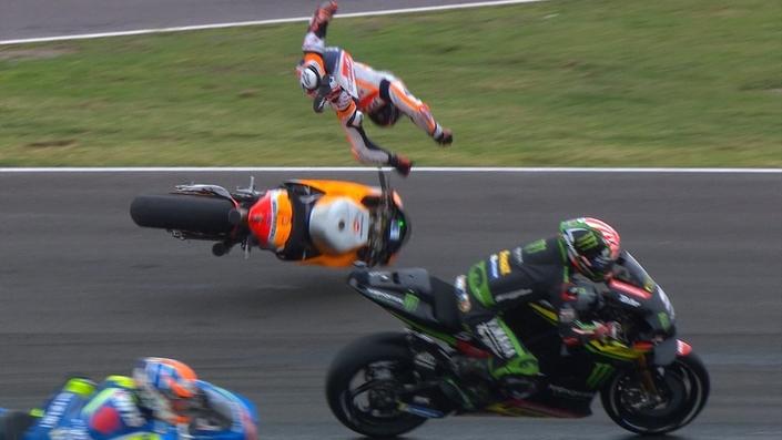 MotoGP: Pedrosa opéré du poignet et incertain pour Austin