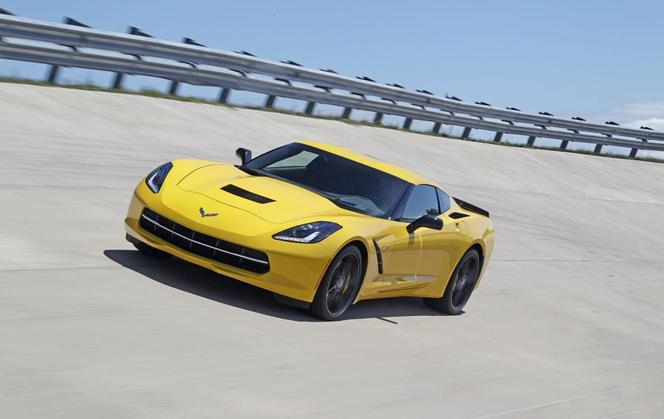 Chevrolet Corvette Z51 Pack : un petit plus