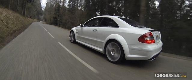 Vidéo - La minute du Propriétaire : Mercedes CLK 63 AMG Black Series - Une muscle car à l'allemande