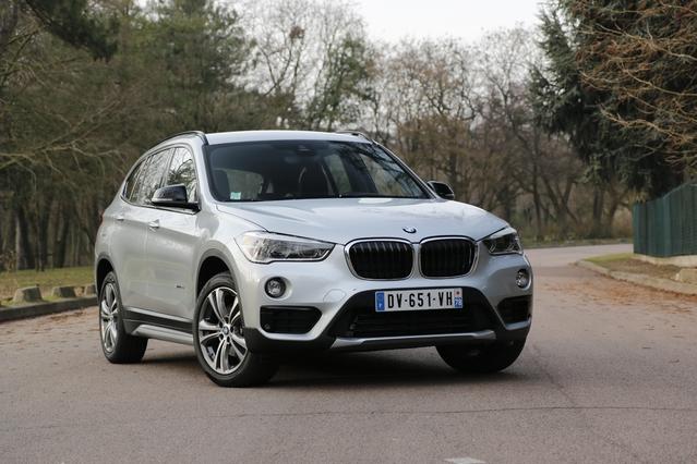 Essai - BMW X1 18d : la bonne pioche