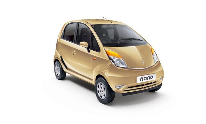 Tata Nano, le restyling