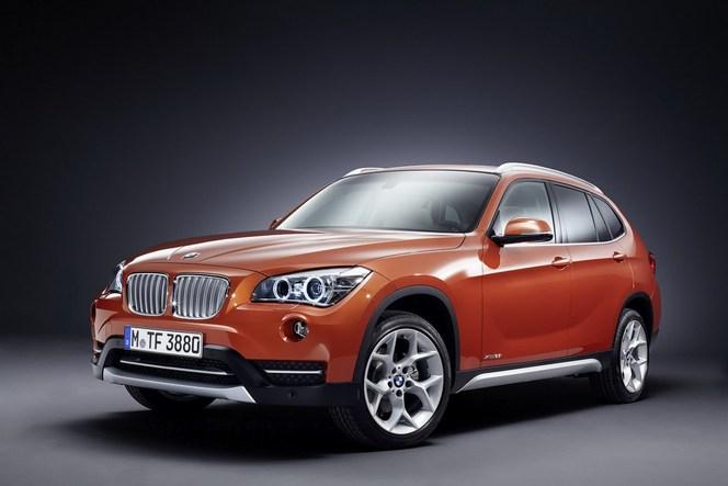 New York 2012 : le dépoussiérage du BMW X1 en avance