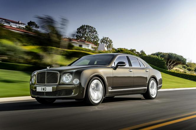 Mondial 2014 : la Bentley Mulsanne en mode Speed