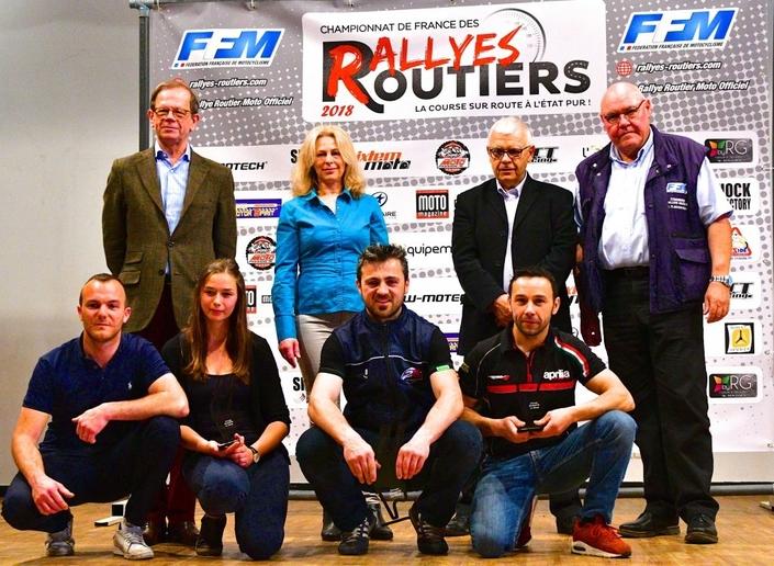 Championnat de France des Rallyes Routiers 2018: Toniutti s'octroie le 1er round