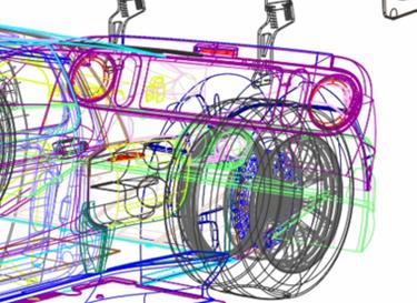 Le développement de la nouvelle Ford GT1 est achevé