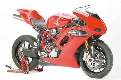 Retour sur la Radical Ducati RAD 01