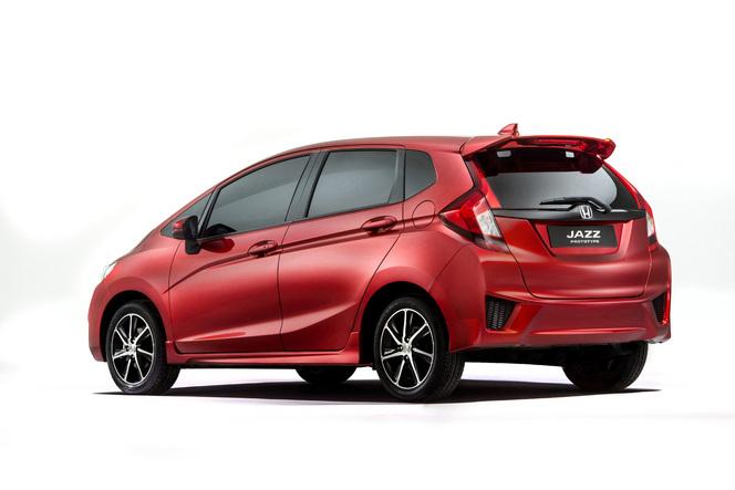 Mondial 2014 : la nouvelle Honda Jazz aussi en prototype à Paris