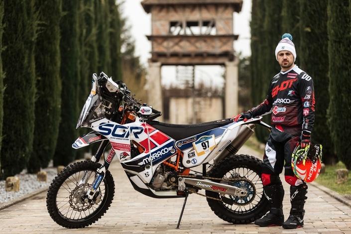 The Road to Dakar, Julien Toniutti: départ imminent pour le Merzouga Rally avec le team 2B/ Moraco