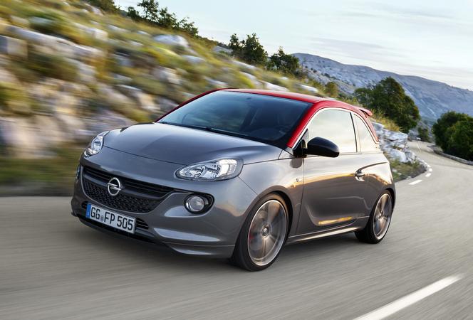 Mondial 2014 : voici l'Opel Adam S