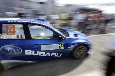 Rallye: Brice Tirabassi dévoilera son programme 2009 en décembre...