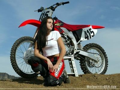 Moto & Sexy : Cross style