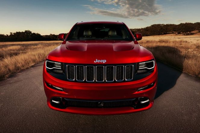 Jeep Grand Cherokee SRT: 81200 euros