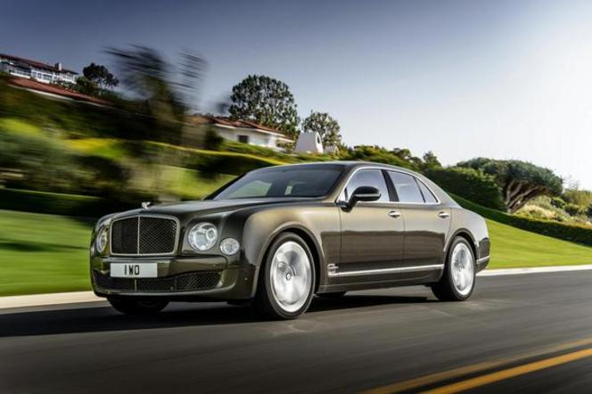 Guide des stands Mondial 2014 : Bentley