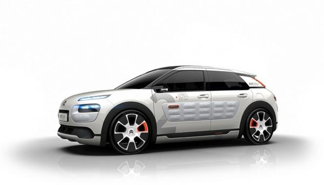 Guide des stands Mondial 2014 : Citroën
