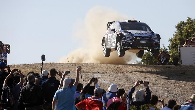 WRC Sardaigne - Jour 1 : Ogier s'échappe, Latvala déchape
