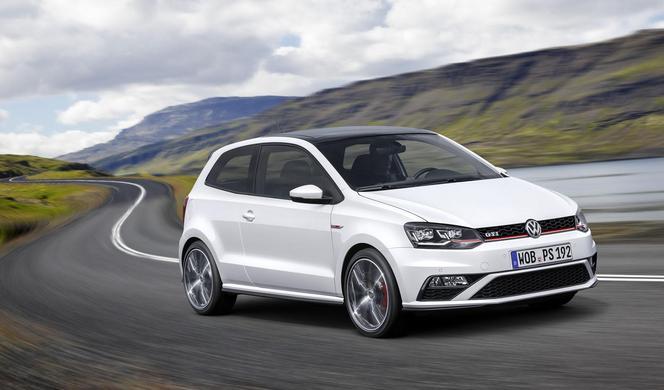 Mondial 2014 : Volkswagen restyle la Polo GTI