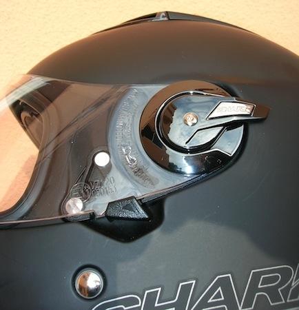 Essai casque Shark Vision-R: un vrai plus côté champ de vision.