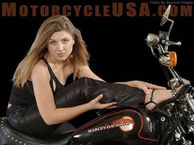 Moto & Sexy : Custom style