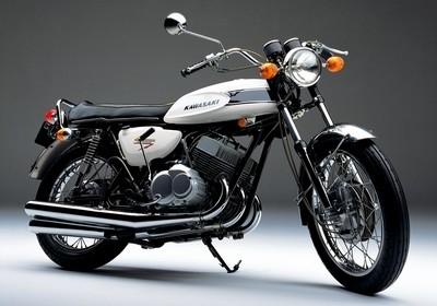 Kawasaki 500 H1 Mach III : 40 ans déjà…