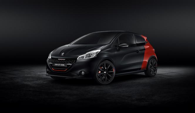 Mondial 2014 : Peugeot annonce le prix de la 208 GTI 30th