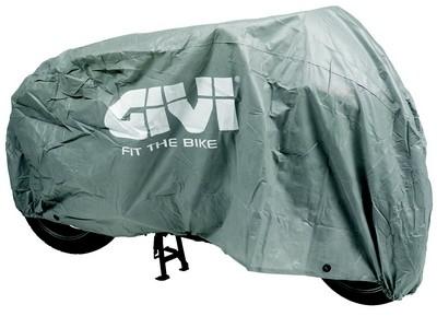 Housse deux roues Givi: Restez couverts.
