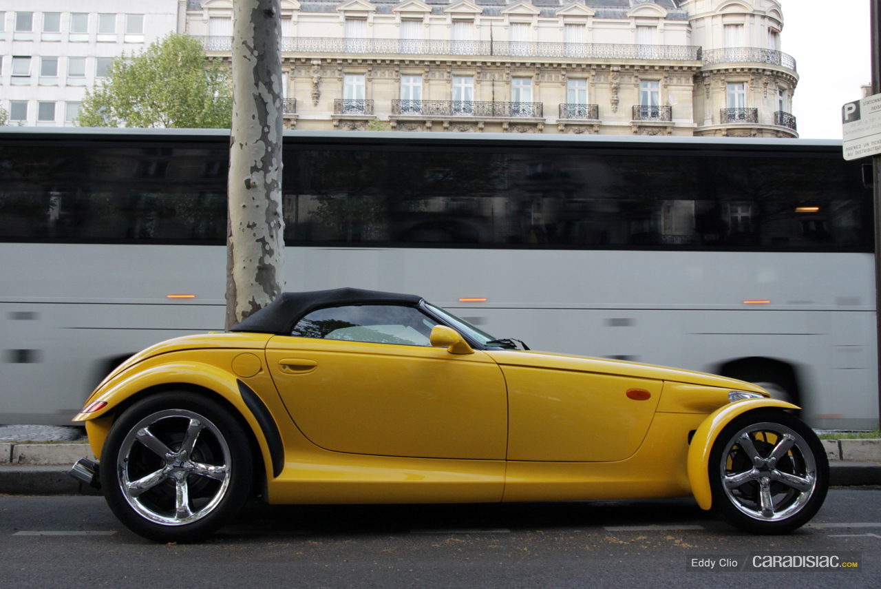 du jour : Plymouth Prowler