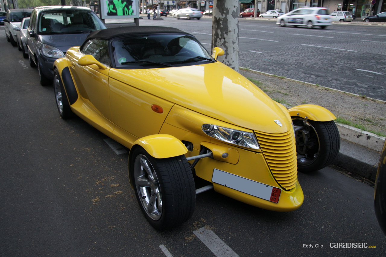 plymouth prowler tuning