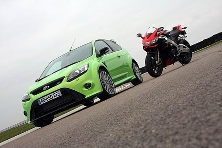 Aprilia RSV4 Factory - Ford Focus RS : Les coups de cœur 2009 de la rédaction auto et moto