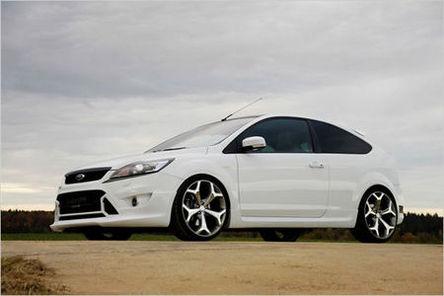 Ford Focus ST par Loder1899 : 270 ch en attendant la RS
