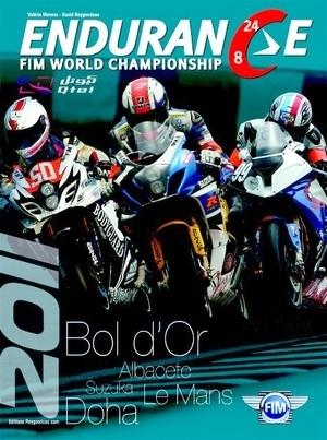 Idées cadeaux de dernière minute: livre: revivez la saison d'endurance 2011...