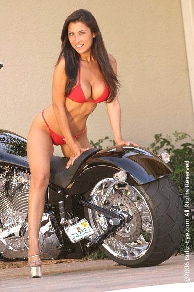 Moto & Sexy : Jessica