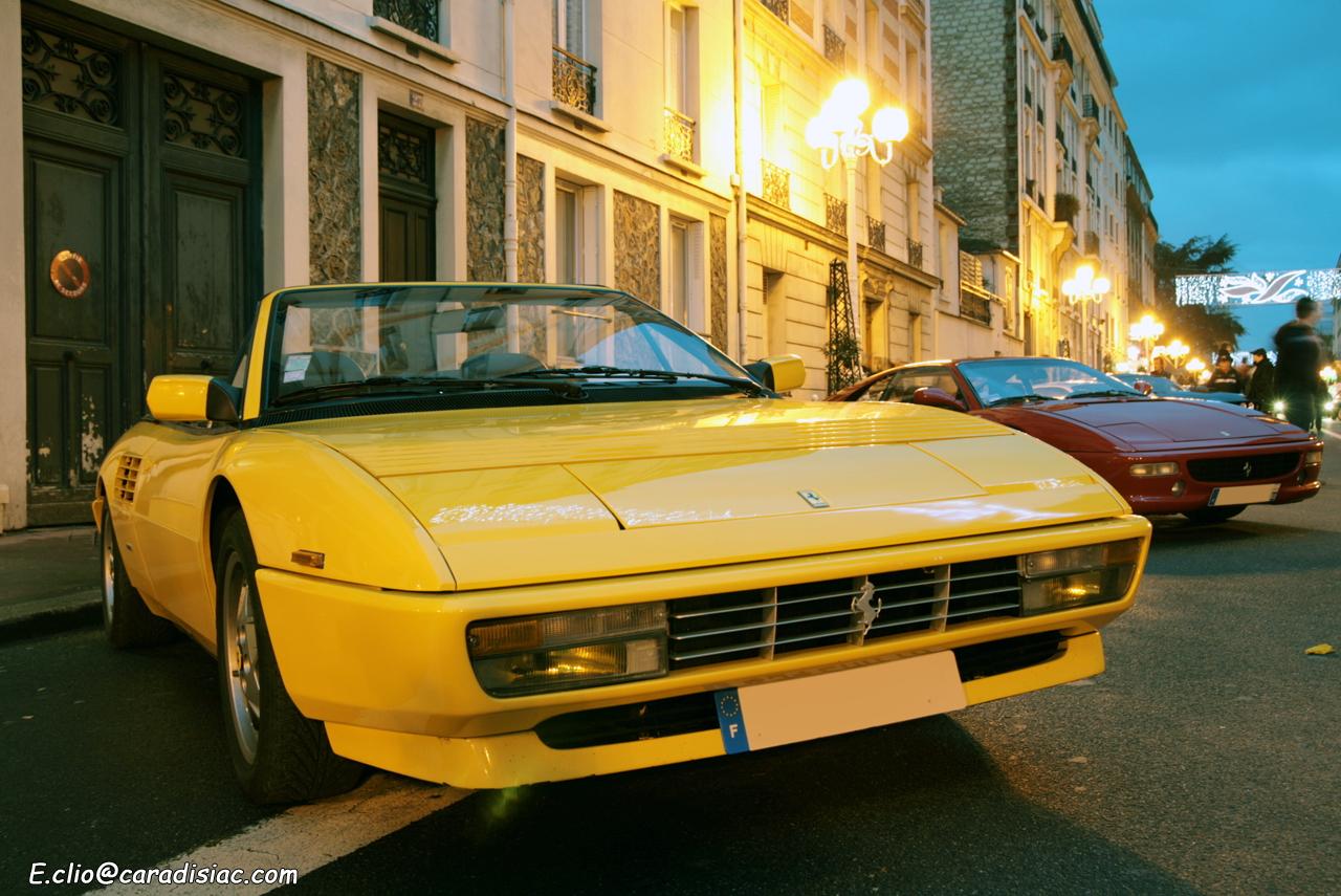 jour : Ferrari Mondial T
