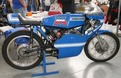 Motobécane Club de France.