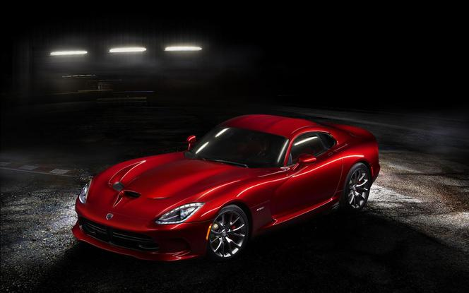 Salon de New York 2012 - Voici la nouvelle SRT Viper!