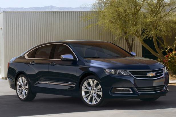 New York 2012 : Chevrolet Impala, la nouvelle