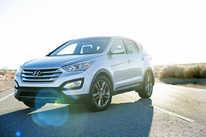 New York 2012 : le Hyundai Santa Fe se renouvelle et gagne 2 places