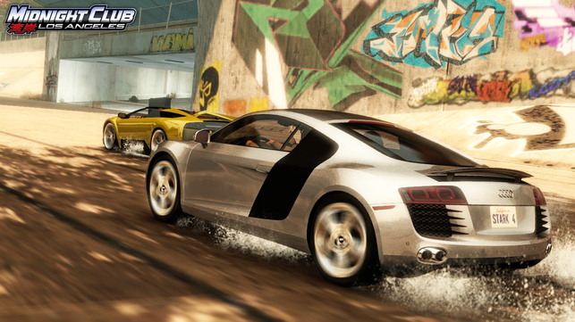 Midnight Club Los Angeles, le test