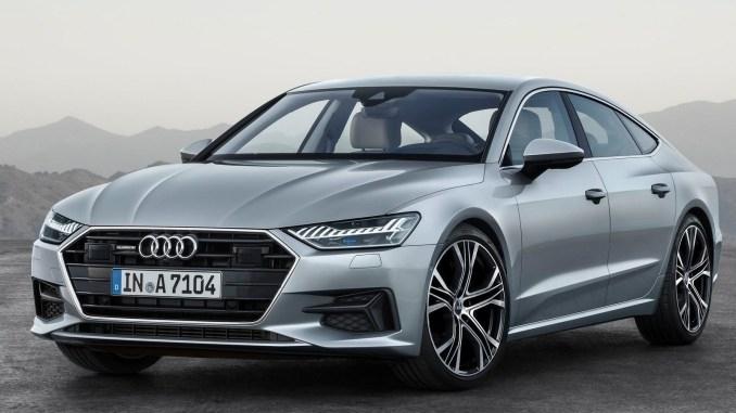 Audi A7 Crossback