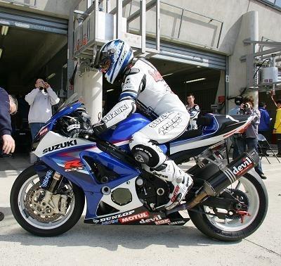 Le Mans: Lagrive n'a pas les ailes cassées