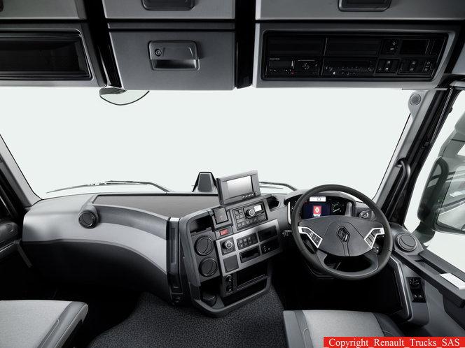 renault trucks a pr sent une nouvelle gamme