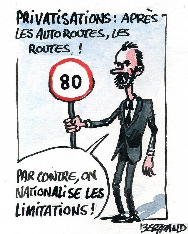 Privatisation des routes nationales, on y est?