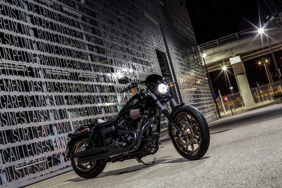 Essai Harley-Davidson Low Rider S 2016 : une punk séductrice