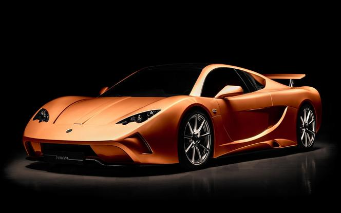 Vencer Sarthe: la nouvelle supercar hollandaise