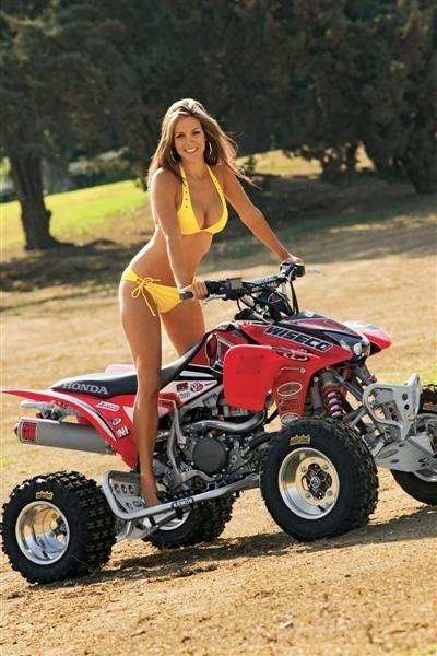 Moto & Sexy  La semaine du quad, partie 6