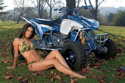 Moto & Sexy  La semaine du quad, partie 7